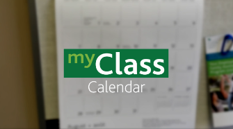 This is a thumbnail of myClass Calendar video