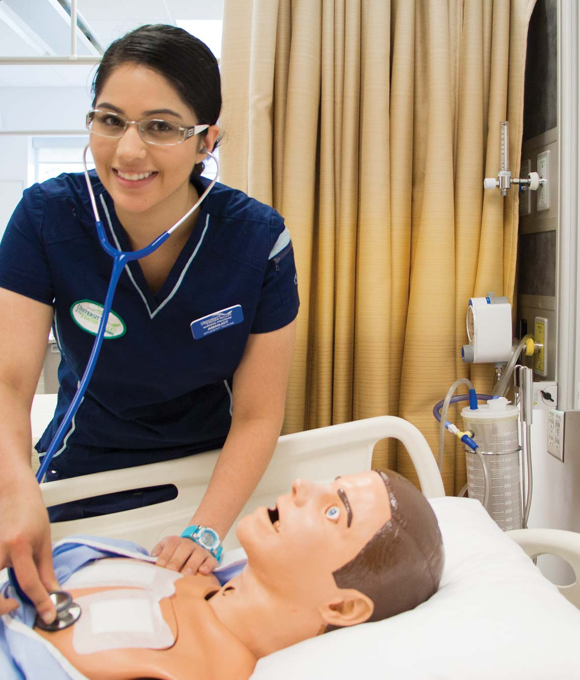 Make a healthy difference as a Registered Nurse
