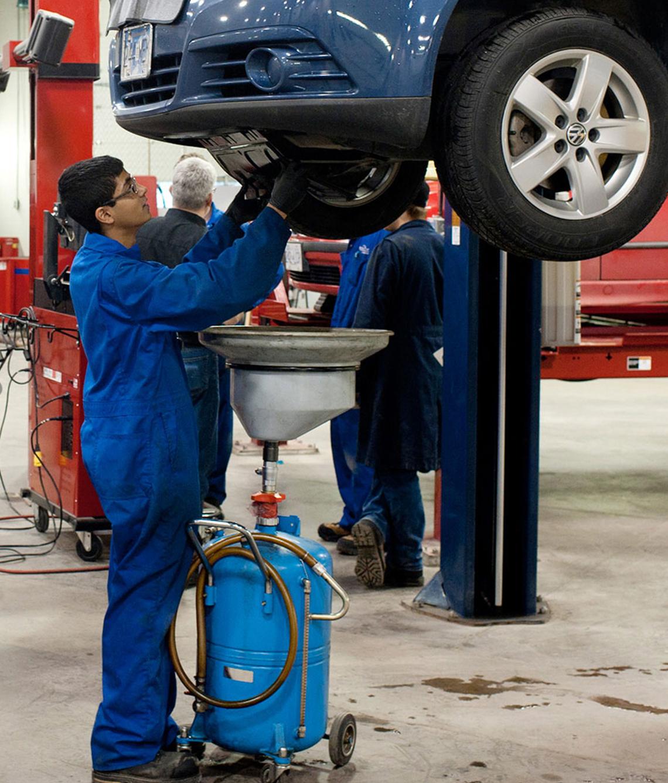 Automotive Service — certificate - University of the ...